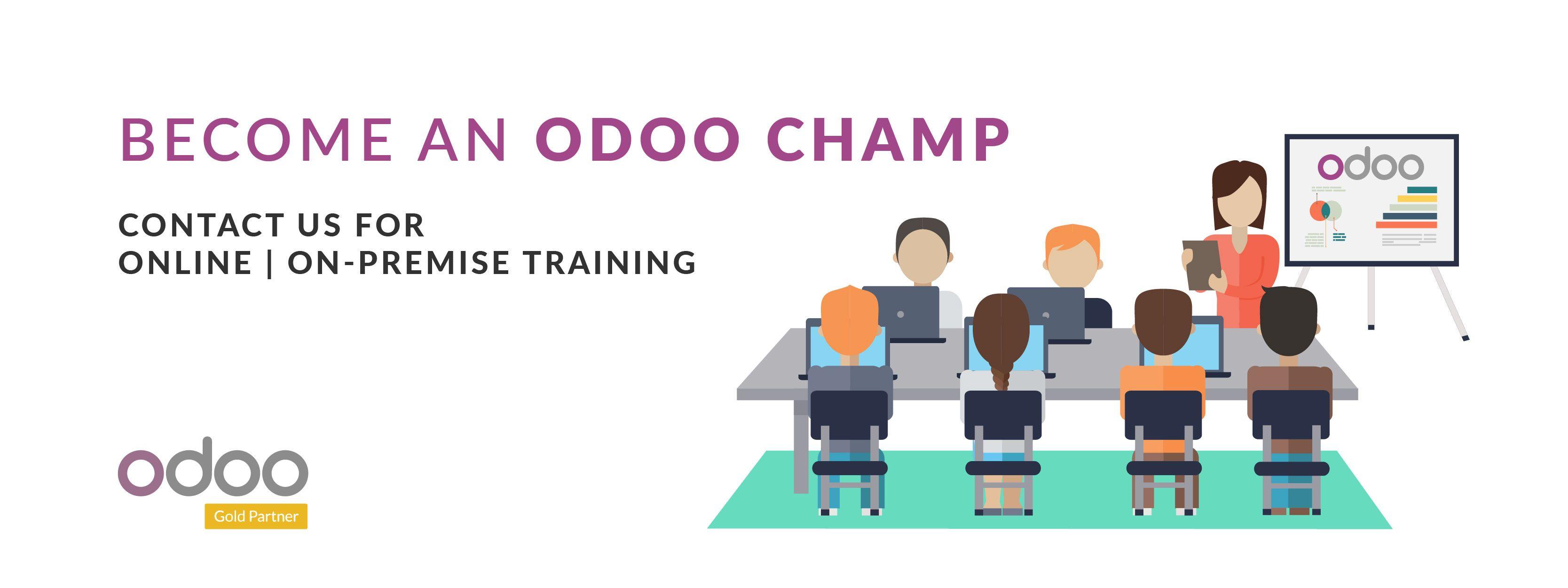 Odoo learn | Technical & Functional Training | Get Odoo